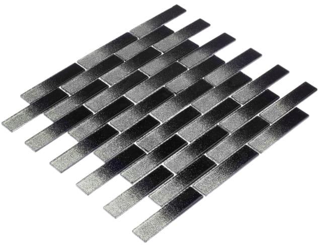 Goccia Crystal mozaika szklana 23x98 CR8011