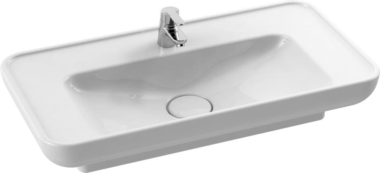 CeraStyle  umywalka Lal, 80 cm      072400-u