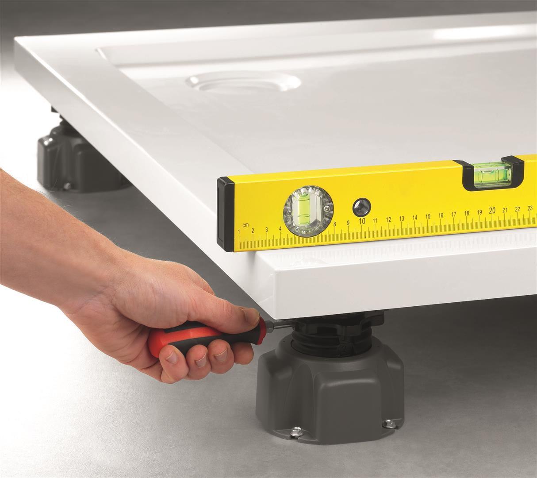 Radaway brodzik akrylowy Doros C 100x100cm   SDRC1010-01