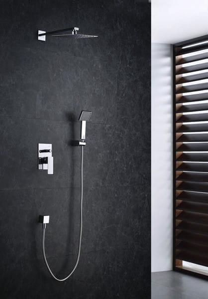 Blue Water Toronto zestaw prysznicowy podtynkowy chrom TOR-ZKP.150C