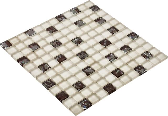 Goccia Crystal mozaika szklana 23x23 CR5017