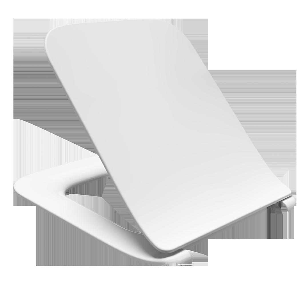 CeraStyle deska sedesowa wolnoopadająca Ibiza Slim 9SC1211S02