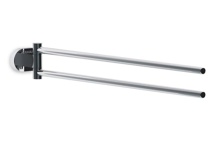 Ravak Chrome wieszak obrotowy,podwójny 42cm, CR 340.00  X07P319