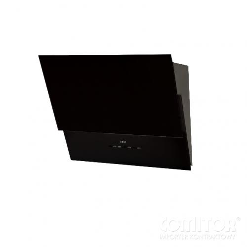 Best Split HF czarny 55 cm,  okap kuchenny przyścienny 07F62050