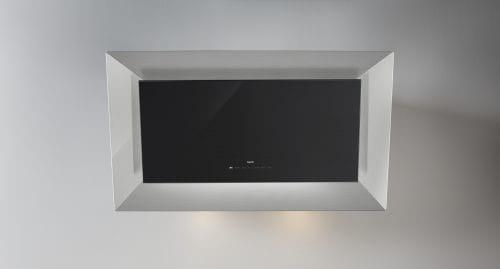 Best Frame XS HF  90 cm,  okap kuchenny naścienny 07F65000A