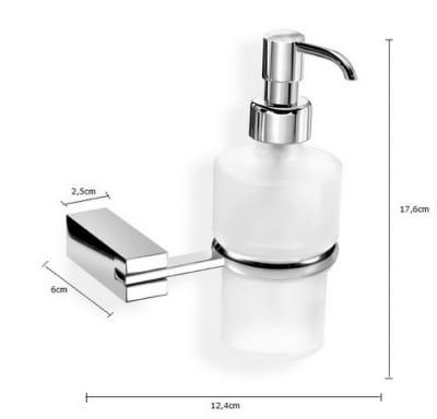 Sanco Modern BEST  dozownik do mydła naścienny A3-15722