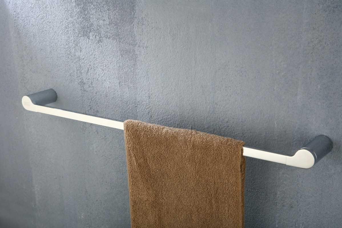 Art Platino Doreo wieszak na ręcznik pojedyńczy chrom DOR-97020