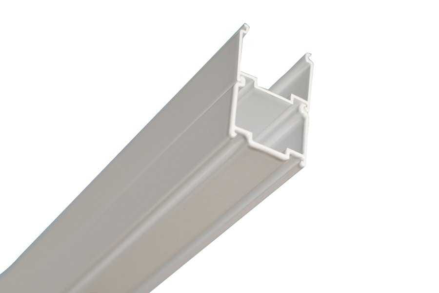 Ravak profil poszerzający BLNPS/PNPS, Polerowane aluminium           E778801C1900B