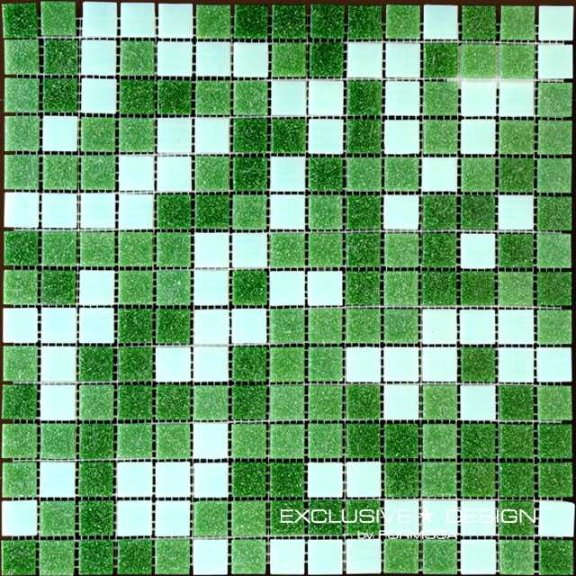 MIDAS - Mozaika szklana 4mm A-MPO04-XX-003
