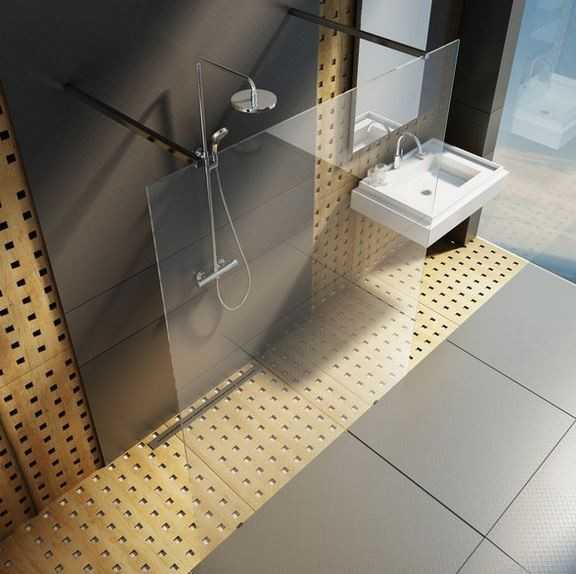 RAVAK ścianka wolnostojąca Walk In Free 160/200 h  Polerowane aluminium +  Transparent      GW9FS0C00Z1