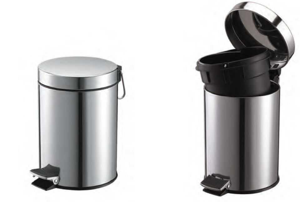 Stella Classic pojemnik na odpadki / połysk 30L 20.030