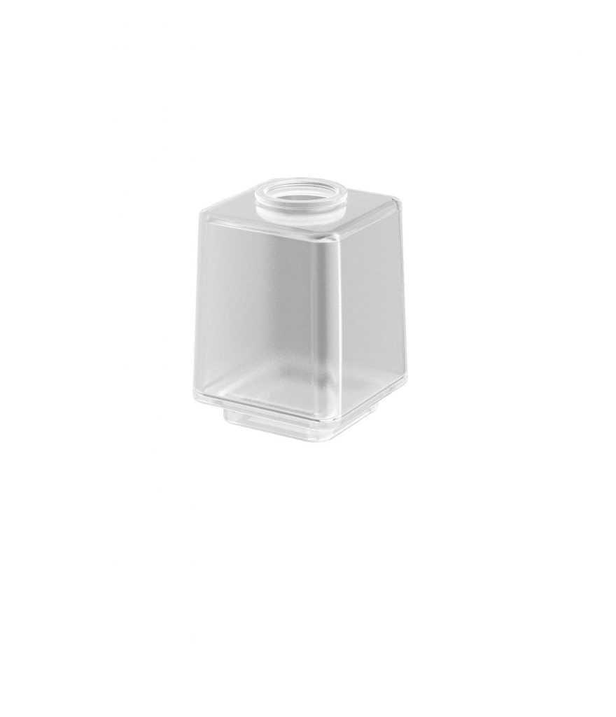 Stella pojemnik szklany zapas 80.032 do dozownika Next 08.423 / bez uchwytu i pompki !!!