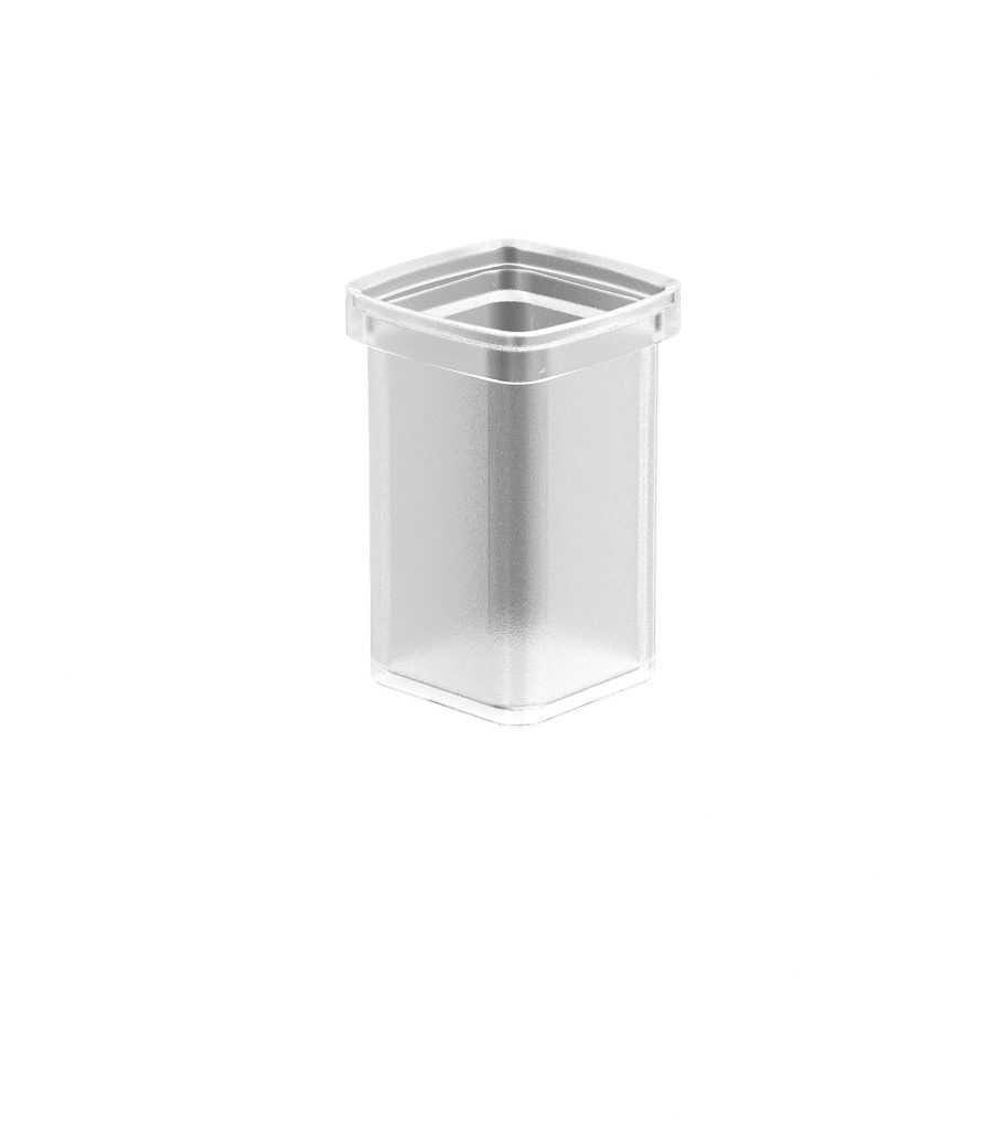 Stella pojemnik szklany 80.031 do szczotki wc Next 08.430 i 08.431