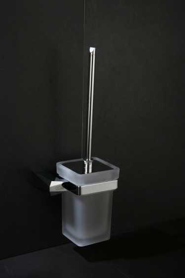 Art Platino Rok szczotka WC wisząca chrom ROK-87090