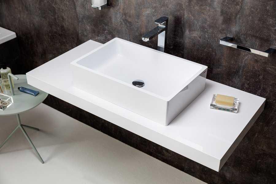 Ravak Blat pod umywalkę I 1200 biały X000000841