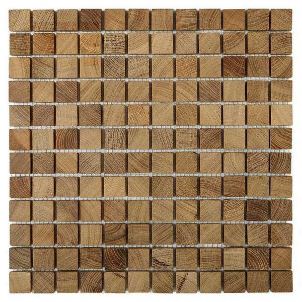 DUNIN Etn!k mozaika drewniana Oak TRS 25