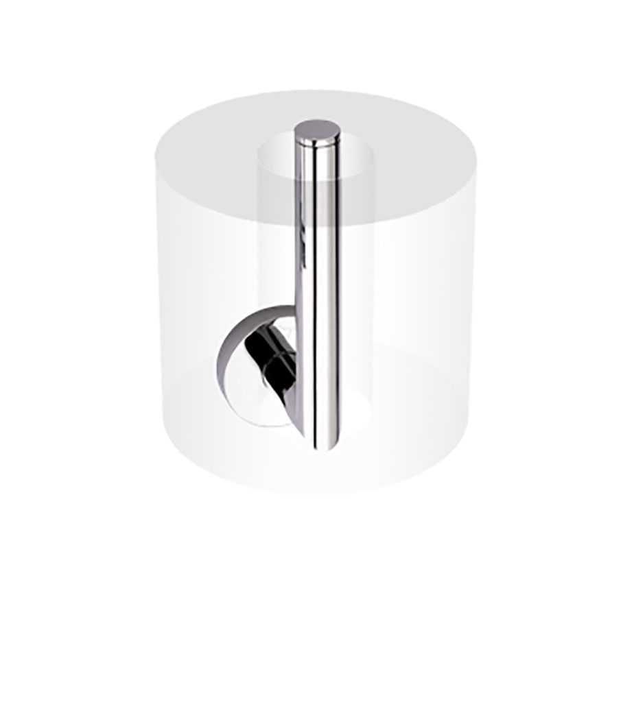 Stella Classic uchwyt do papieru toaletowego zapas 07.441 chrom