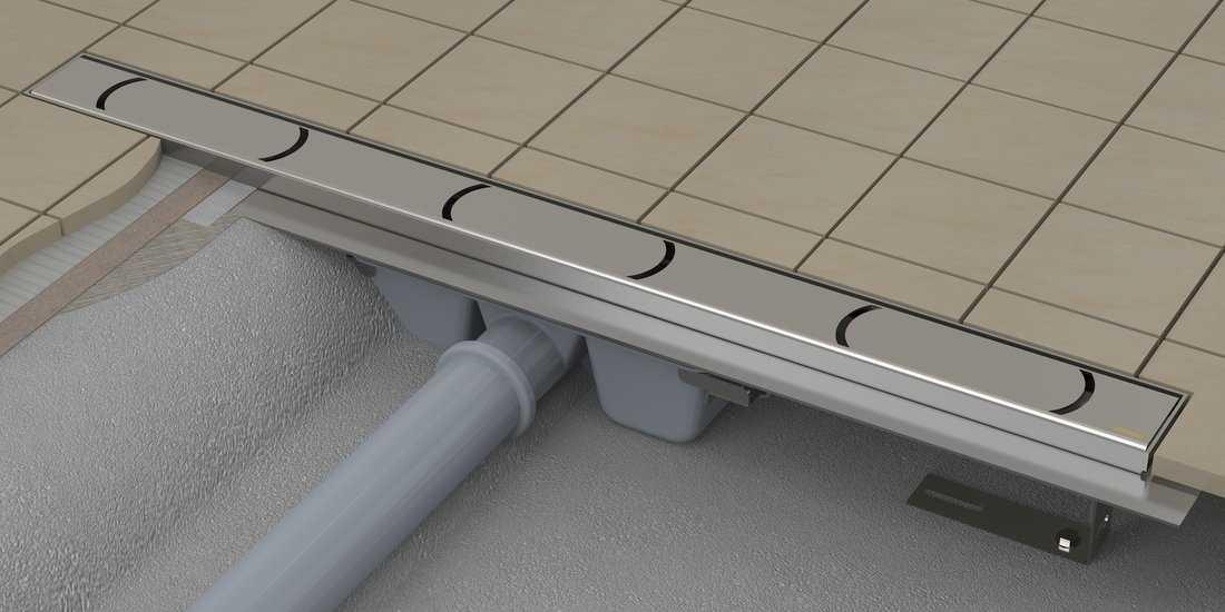 Odpływ liniowy RAVAK Chrome 950  nierdzewny X01428