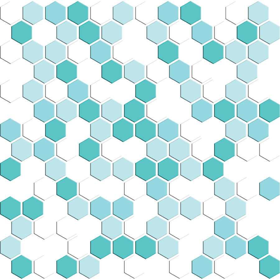 MIDAS - Mozaika szklana 6mm A-MBO06-XX-006