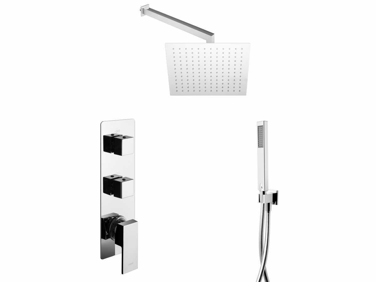 Corsan Prysznicowy zestaw podtynkowy mieszacz CMZ031