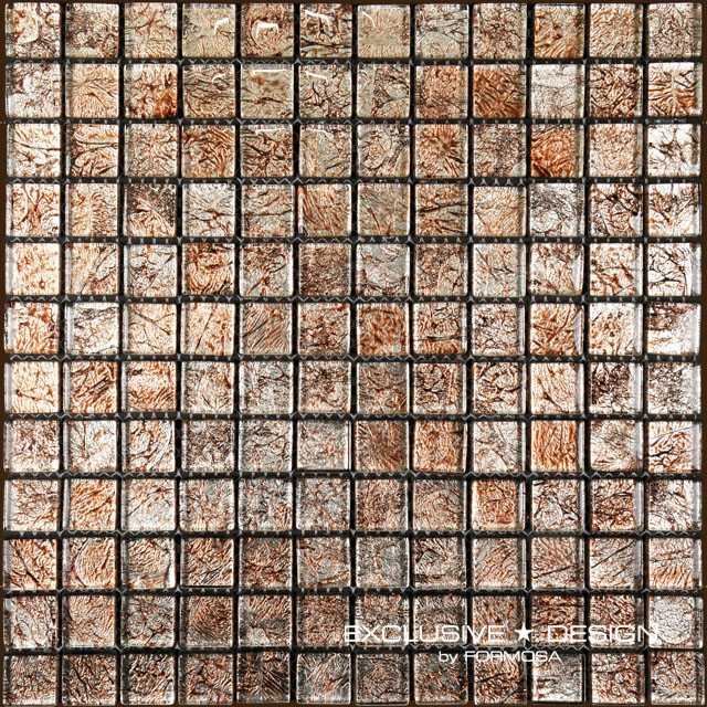 MIDAS - Mozaika szklana 8mm  A-MGL08-XX-031