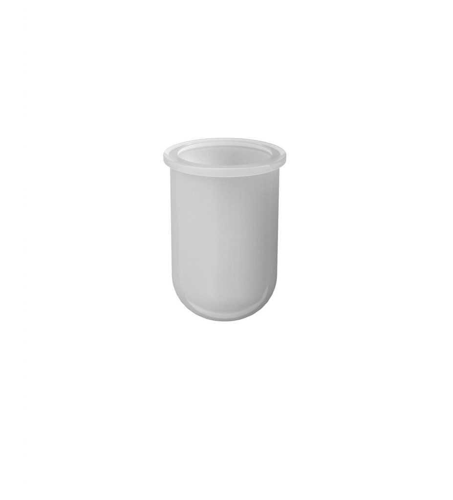 Stella pojemnik szklany do szczotki wc 80.007, zamiennik do 07.432