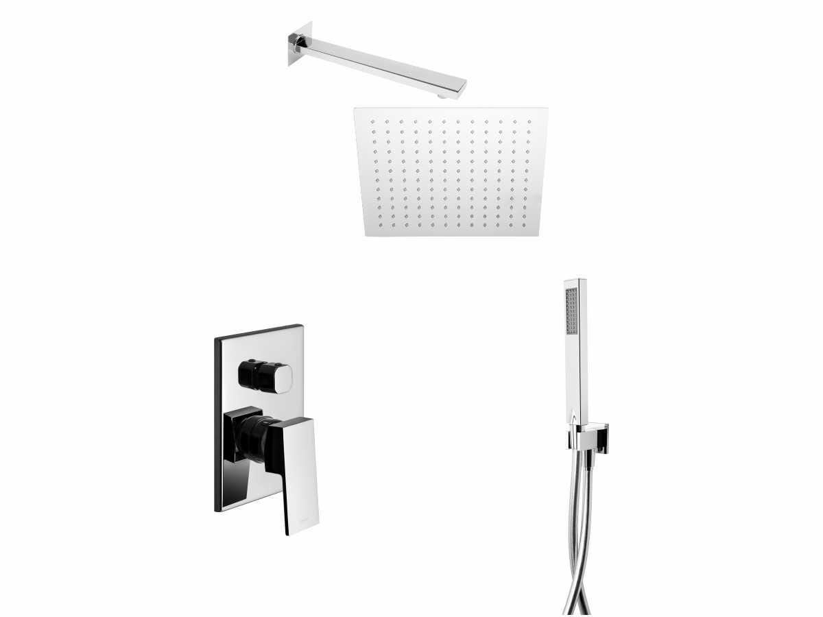 Corsan Prysznicowy zestaw podtynkowy mieszacz CMZ028