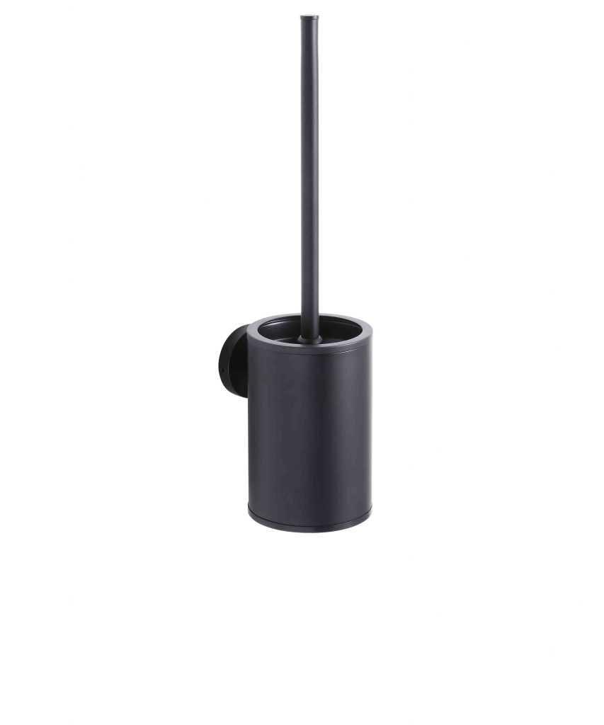 Stella Classic szczotka WC wisząca czarna 07.433-B