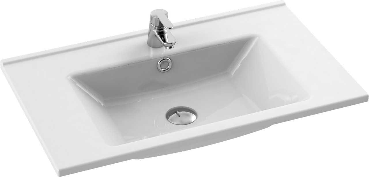CeraStyle  umywalka Arte, 75 cm      067400-u