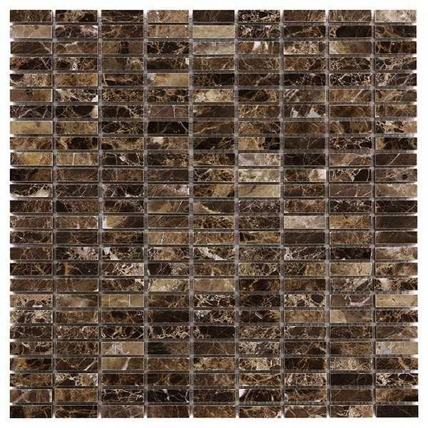 DUNIN Emperador mozaika kamienna Emperador Block 32