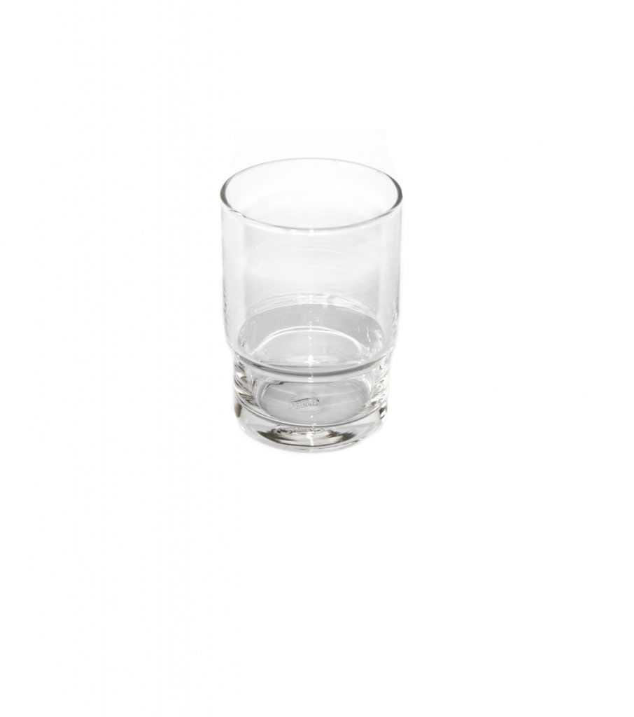 Stella szklanka 80.003.1 (przeźroczysta) do Classic (07.411.1 i 07.412.1), Living (03.411), Square (04.411)