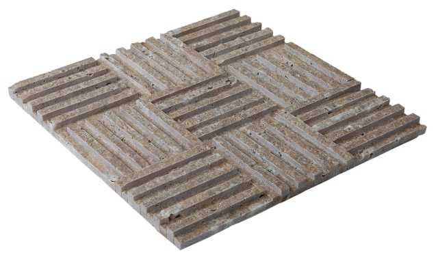 Goccia Stone mozaika kamienna 29,6x29,6 cm CASTOR F3506