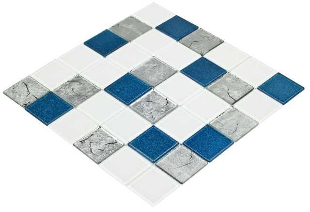 Goccia Crystal mozaika szklana 48x48 CR5502
