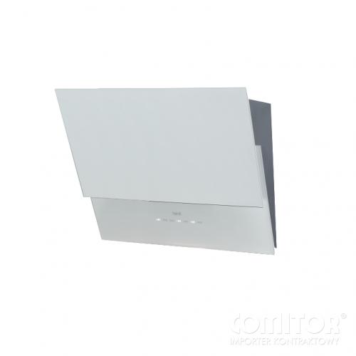 Best Split HF Biały 55 cm,  okap kuchenny przyścienny 07F62051