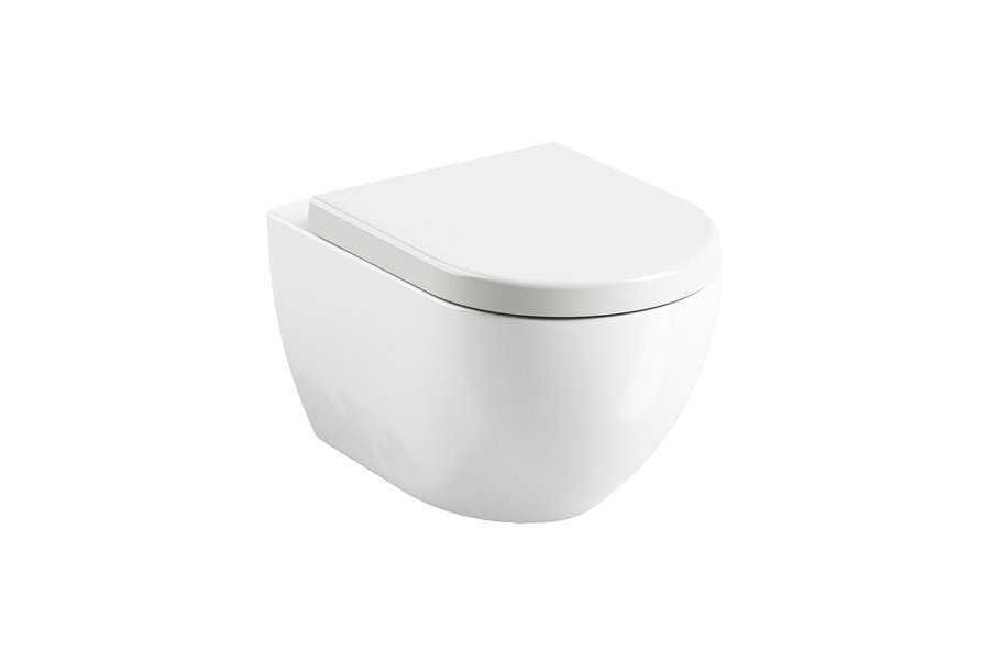 Ravak miska ceramiczna wisząca WC Uni Chrome    X01516