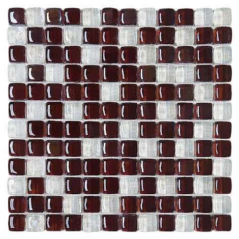 DUNIN Fat Cube mozaika szklana Fat Cube Mix 17