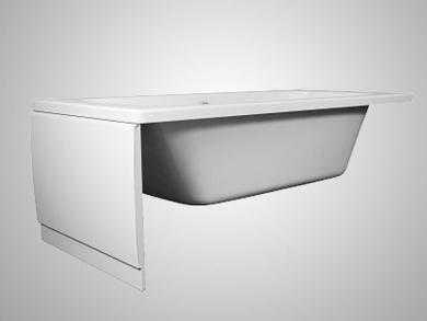 Santech uniwersalny panel boczny do wanny  70-90cm                    SAPANKLA02