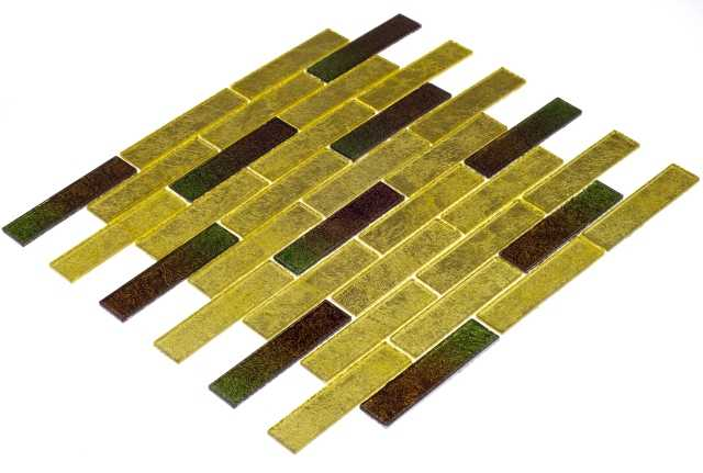 Goccia Crystal mozaika szklana 30 x30 cm      CR9012