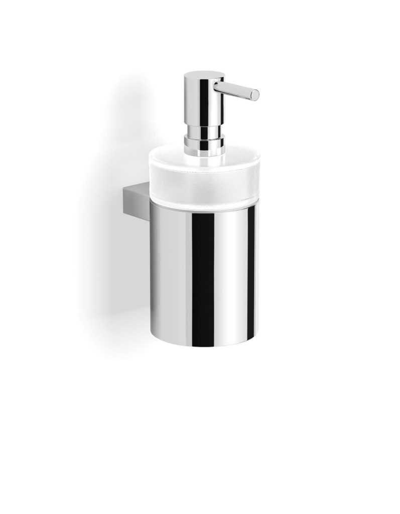 Stella Soul dozownik do mydła w płynie / metalowa obudowa 06.424 chrom