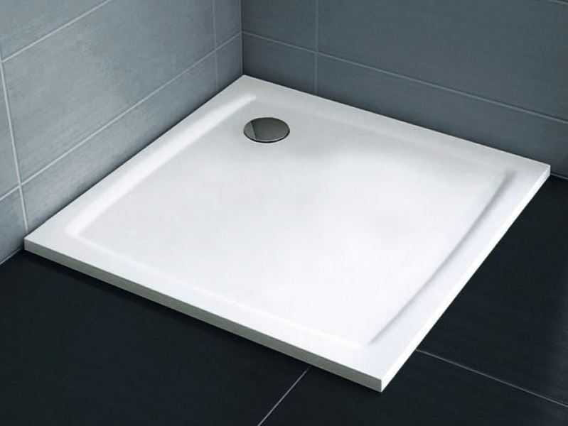 Ravak brodzik prysznicowy Perseus Pro Flat 90 biały  XA037711010