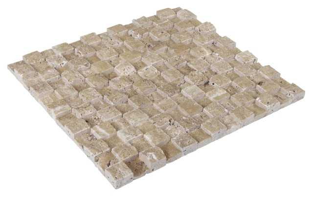Goccia Stone mozaika kamienna 30,3x28 cm MADRA F8102
