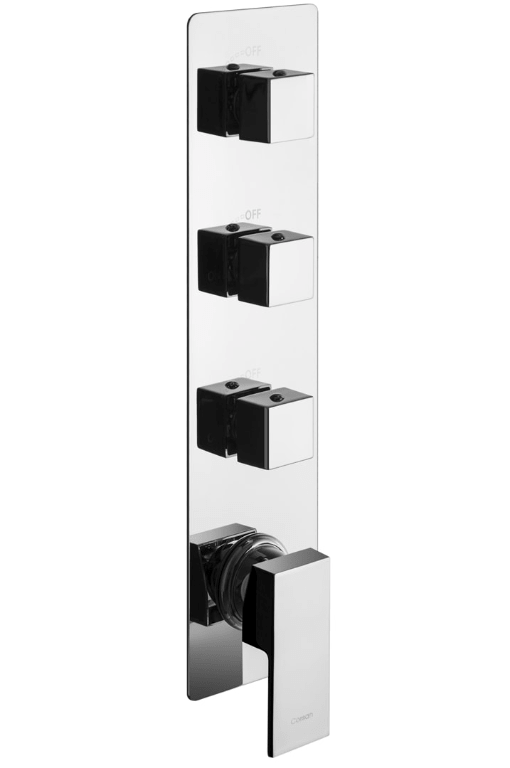 Corsan Prysznicowy zestaw podtynkowy mieszacz CMZ038